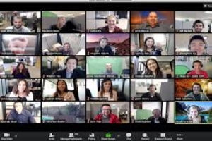 Video conferencing znet
