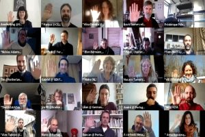 video conference 2